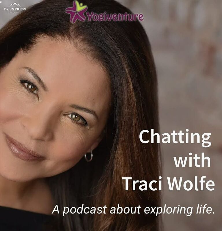 Podcast with Traci Wolfe on Chatting with Traci Wolfe